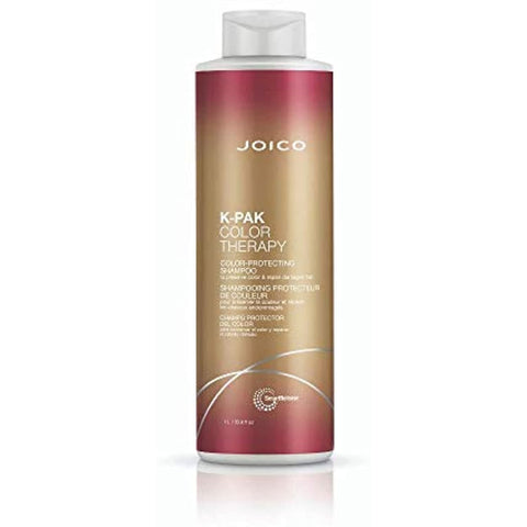 Joico K-PAK Color Therapy Color-Protecting Shampoo, 33.8 Fl oz