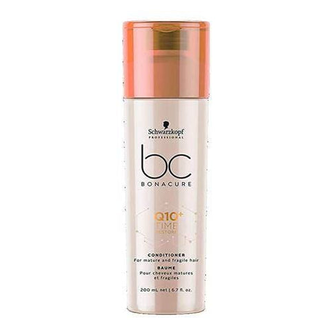 Schwarzkopf BC Bonacure Time Restore Q10 Plus Conditioner 6.7 oz