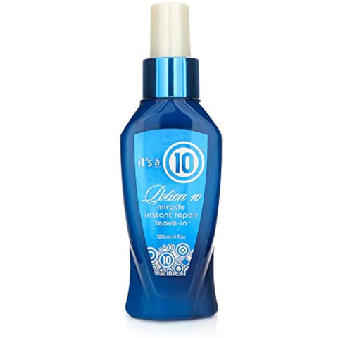It's A 10 Potion 10 Miracle Instant Repair Leave-In, 4 oz