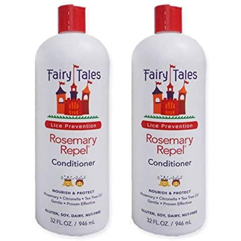 Fairy Tales Rosemary Repel Creme Conditioner, Set of two, 32 oz