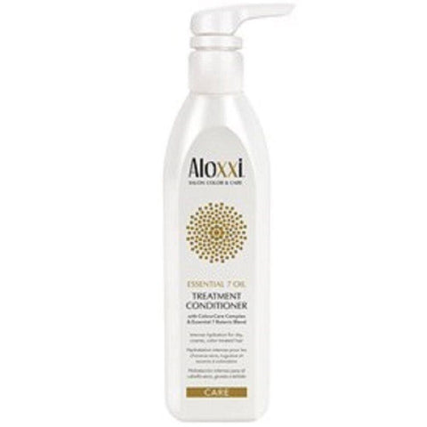 Aloxxi Essential 7 Oil Cleansing Oil Shampoo - 10.1 oz