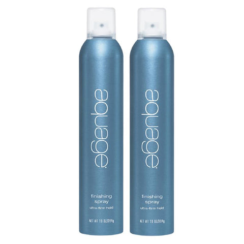 Aquage Finishing Spray Ultra Firm Hold 10 oz Duo 2 Pack