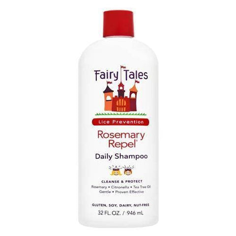 Fairy Tales Rosemary Repel Daily Shampoo, 32 oz