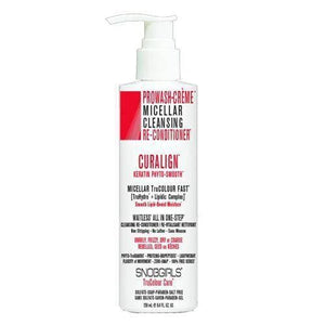 Snobgirls Curalign Prowash-Creme Micellar Cleansing Re-Conditioner