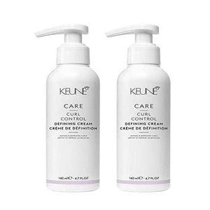 Keune Care Curl Control Defining Cream, 4.7 oz. (Pack of 2)