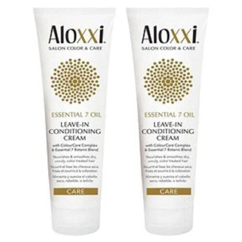 Aloxxi Essential 7 Leave In Conditioning Cream 6.8 oz (Pack of 2)