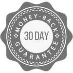 Image of 30 Day Money Back Guarantee on Unused Products