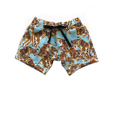The Year Of The Tiger Blue Colorado Shorts