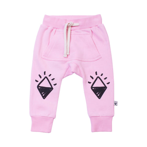 Pink Joey Pocket Trackies