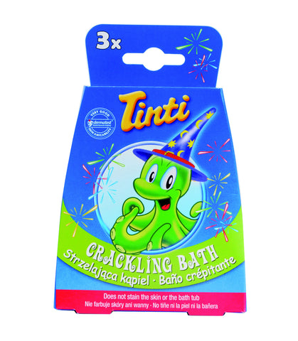 Tinti Crackling Bath three pack