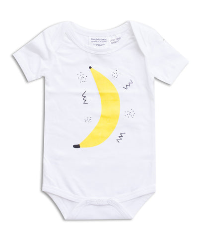 Banana Placement Onesie