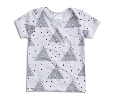 Tee Pee All over Tshirt