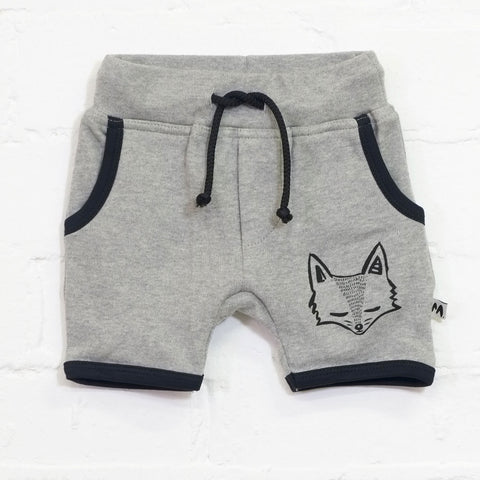 Pocket Fox Shorts