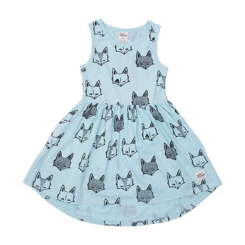 Fox Tricks Singlet Dress