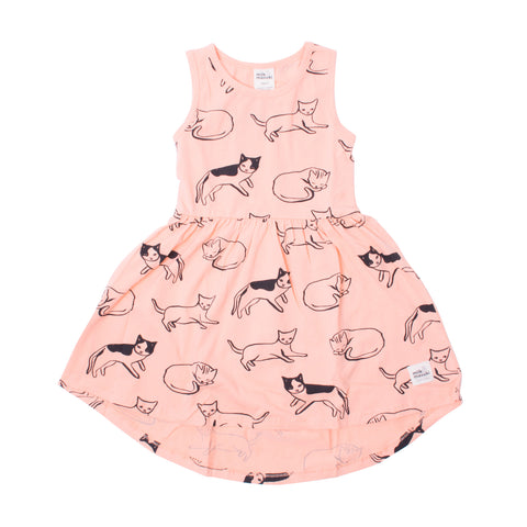 Cat Nap Singlet Dress