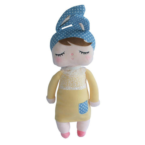 Sleepy Doll - Yellow + Blue