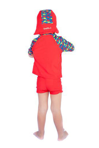 Jurassic Jive  Long Sleeve Shirt/Pants/Hat Set