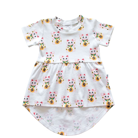 Lucky Cat Memphis Dress