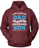 Proud Dad of An Awesome Son