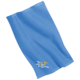 Love Gymnastics - Embroidered Gym Towel
