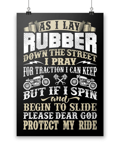 Protect My Ride - Poster