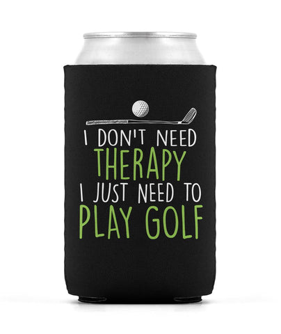 Golf Therapy - Can Cooler
