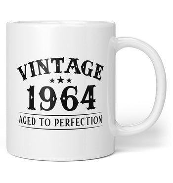 Vintage (Your Birth Year) - Custom Coffee Mug