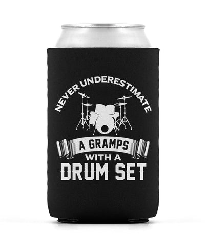 Never Underestimate a Gramps with a Drum Set - Can Cooler