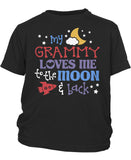 Grammy Loves Me to the Moon and Back - Toddler T-Shirt