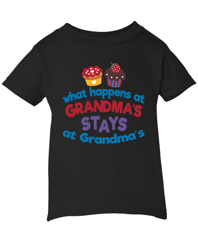 What Happens at (Nickname)s - Children's T-Shirt