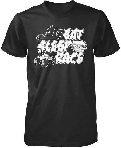 R/C Eat Sleep Race T-Shirt