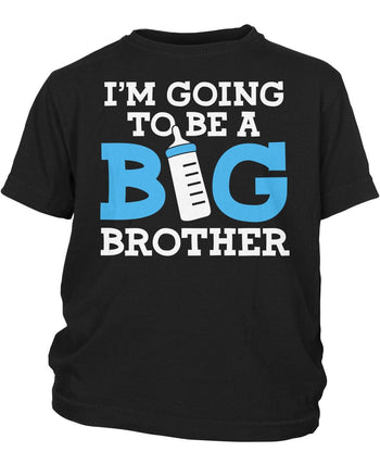 I'm Going to Be a Big Brother - Toddler T-Shirt