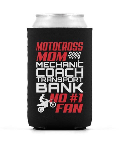 Jobs of a Motocross Mom - Can Cooler