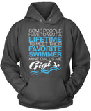 Favorite Swimmer - Mine Calls Me Gigi