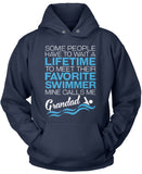 Favorite Swimmer - Mine Calls Me Grandad