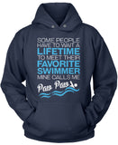 Favorite Swimmer - Mine Calls Me Paw Paw