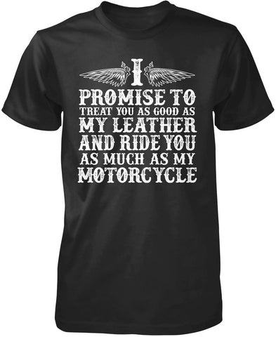 The Motorcycle Vow T-Shirt