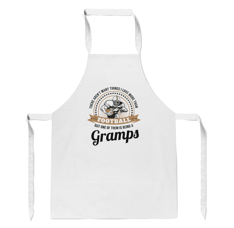 This Gramps Loves Football - Apron