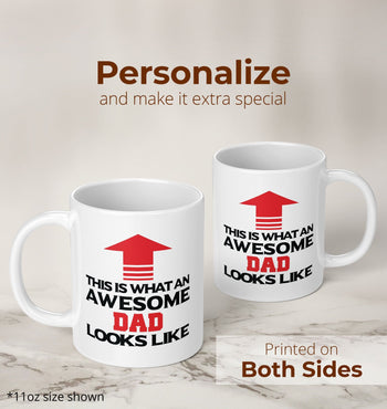 Awesome (Nickname) - Mug - Coffee Mugs