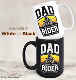 (Nickname) of an Awesome Motocross Rider - Mug - Coffee Mugs
