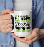 A Bad Day Camping - Mug - [variant_title]