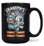 Fishers Best Catch - Personalized Mug - Coffee Mugs