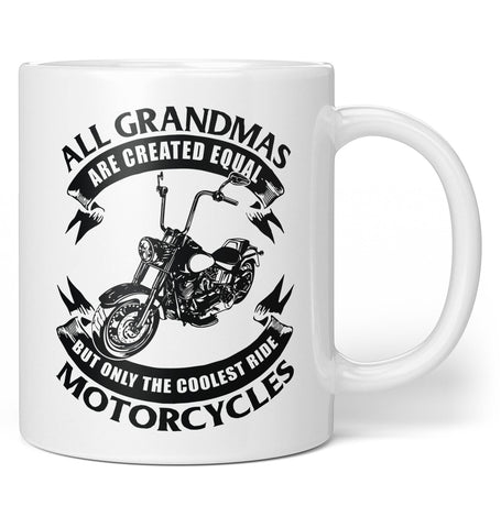 Only The Coolest (Nickname)s Ride Motorcycles - Female Mug / Tea Cup