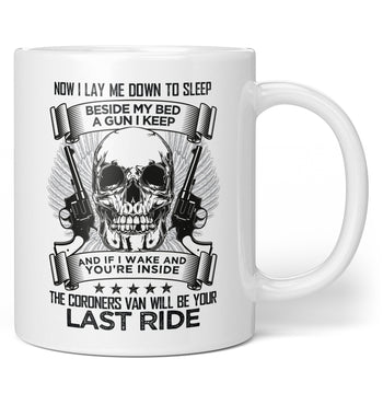 Coroners Van Will Be Your Last Ride - Mug - Coffee Mugs