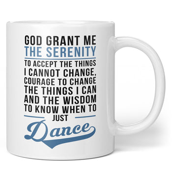 Dance Serenity - Mug - Coffee Mugs