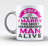 2017 I Marry the Most Handsome Man Alive - Mug