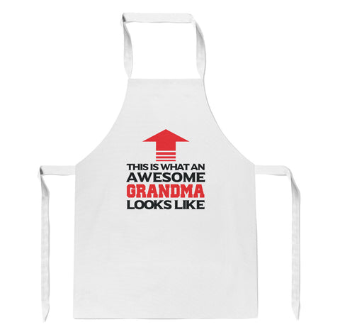 Awesome Grandma - Apron