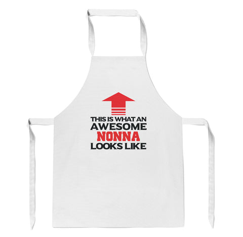 Awesome Nonna - Apron
