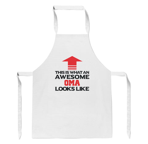 Awesome Oma - Apron