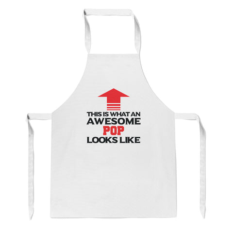 Awesome Pop	- Apron